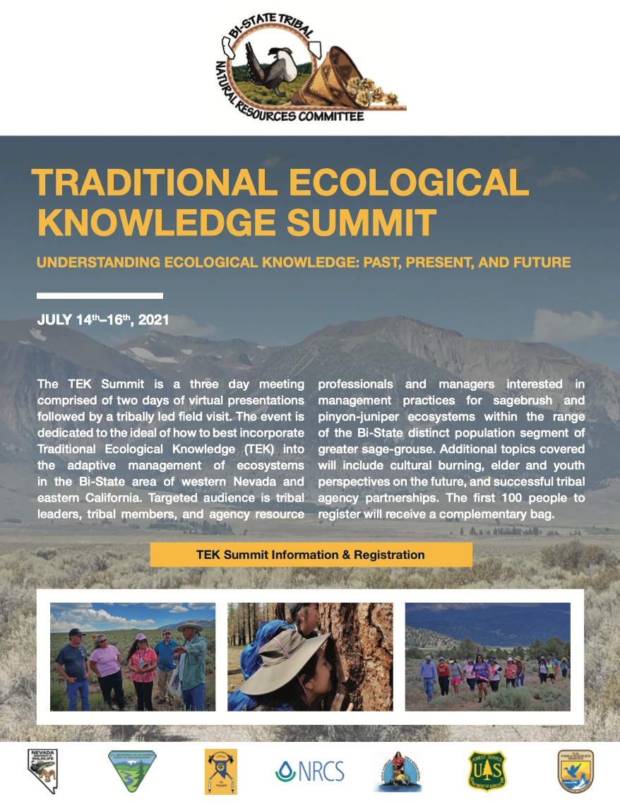 TEK Summit Poster